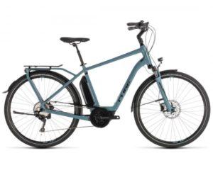 Cube Town Sport Hybrid Pro 400 - Elektro City Fahrrad 2019 | blue n black