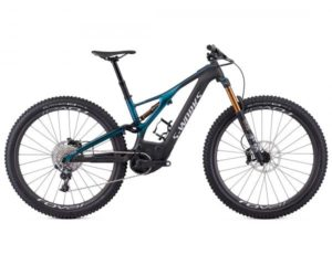 Specialized S-Works Levo FSR Carbon 29 - Elektro MTB Fully 2019 | oil-carbon-light silver
