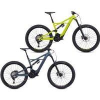 Specialized Turbo Kenevo Fsr Comp 6fattie Electric Mountain Bike 2019
