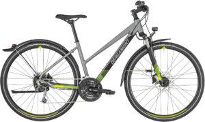 Bergamont Helix 6 EQ Womens - 2019 Hybridipyörä