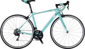 Bianchi Intenso Dama Bianca 105 Womens - 2019 Maantiepyörä