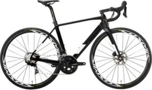 Vitus ZX1 CR Disc Road Bike (105) 2019 - Black-White - XXL