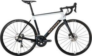 Vitus Venon Disc CRS Road Bike (Ultegra) 2019 - Black-White