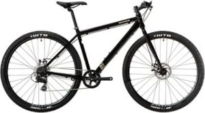 Vitus Dee City Bike 2019 - Black