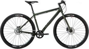 Vitus Dee VR City Bike 2019 - Green - L