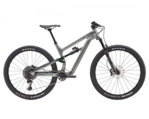 Cannondale Habit Carbon 2 29 - MTB Fully 2019 | sage gray