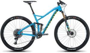Niner RKT 9 RDO 3-Star Full Suspension Bike