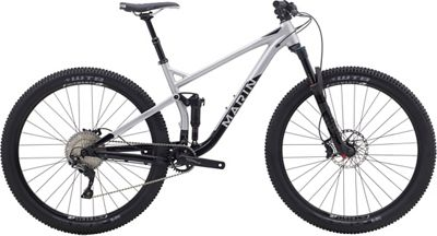 Marin Rift Zone 3 29 Full Suspension Bike 2019 - Satin Silver