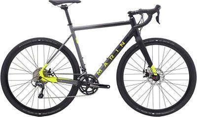 "Marin Cortina AX1 Cyclocross Bike 2018 - Satin Black - Grey Fade - 49.5cm (19.5"")"