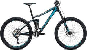 "Cube Stereo 160 C:62 Race 27.5""  Mountain  2017 - Enduro Full Suspension MTB"