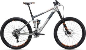 "Cube Stereo 160 C:62 SL 27.5""  Mountain  2017 - Enduro Full Suspension MTB"