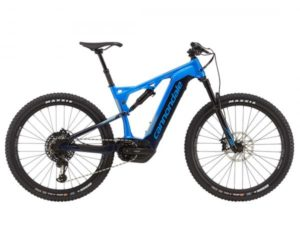 Cannondale Cujo Neo 130 1 27.5+ - Elektro MTB Hardtail 2019 | electric blue