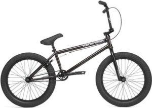 "Kink Gap XL BMX Bike 2020 - Gloss Black Glow Splatter - 21"""