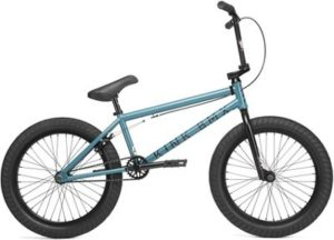 "Kink Whip XL BMX Bike 2020 - Matte Dusk Turquoise - 21"""