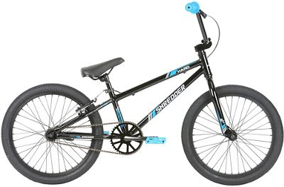 """Haro Shredder BMX Bike 2019 - Gloss Black - 20"""""""