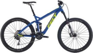 Felt Decree 40 Full Suspension Bike 2017
