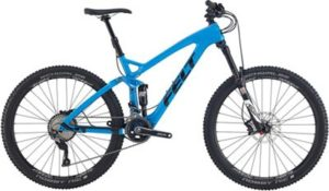 Felt Decree 4 Full Suspension Bike 2017