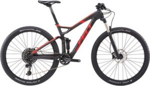 Felt Edict 4 XC Full Suspension MTB Bike 2018