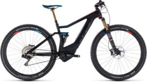Cube Stereo Hybrid 120 HPC SLT 500 E-Bike 2018