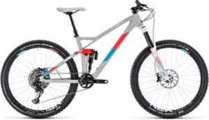 Cube Sting WS 140 HPC SL Team Suspension Bike 2018