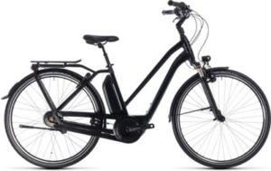 Cube Town Hybrid Pro 400 Trapeze E-Bike 2018