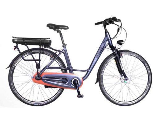 rymebikes sähkö polkupyörää Avenue