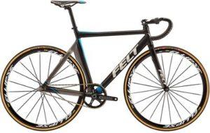 "Felt TK2 Track Bike 2019 - Matt Black - 54cm (21"")"