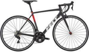 """Felt FR5 Road Bike 2019 - Matt Carbon-Red - 61cm (24"""")"""
