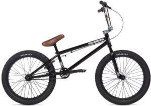 """Stolen Casino XS BMX Bike 2020 - Black-Chrome - 19.3"""""""