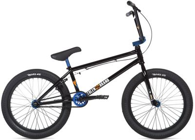 "Stolen Sinner FC XLT BMX Bike 2020 - Black-Dark Blue - 21"""