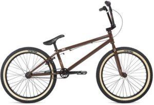 """Stolen Spade 22"""" BMX Bike 2020 - Dark Chocolate - 22.125"""""""
