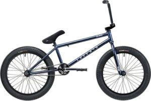 "Blank Sabbath 20"" BMX Bike 2020 - Blue - 20.85"" TT"