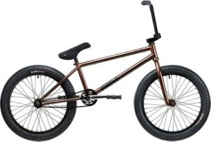 "Blank Diablo 20"" BMX Bike 2020 - Copper - 20.85"" TT"