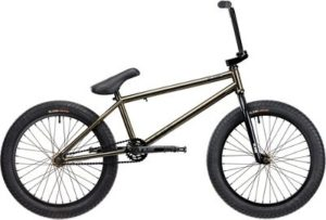 "Blank Icon 20"" BMX Bike 2020 - Gold - 20.85"" TT"