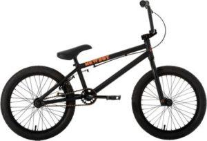 "Ruption Newboy 18"" BMX Bike 2020 - Black - 18"" TT"