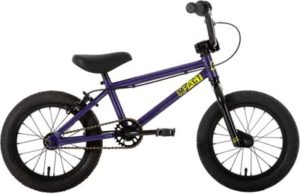 "Ruption Impact 14"" BMX Bike 2020 - Purple - 14.1"" TT"
