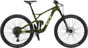 GT Sensor Carbon Expert Bike 2020 - Military Green - Gumwall