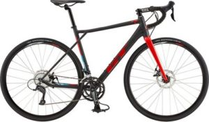 GT GTR Comp Bike 2020 - Satin Black - Gloss Red
