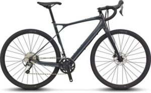 "GT Grade Carbon Elite Bike 2020 - Gunmetal - Gloss Black - 61cm (24"")"