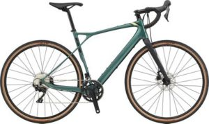 "GT Grade Carbon Expert Bike 2020 - Satin Jade - Black - 55.3cm (21.5"")"