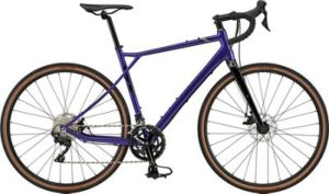 "GT Grade AL Expert Bike 2020 - Gloss Purple - Black - 48cm (19"")"