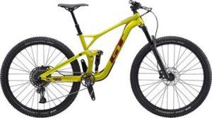 GT Sensor Carbon Elite Bike 2020 - Limegold - Burgundy