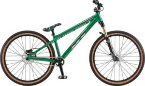 GT LaBomba Pro Bike 2020 - Emerald Green - Silver - 26""