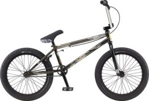 GT BK Team Comp Bike 2020 - Gloss Black Camo - 20.75""