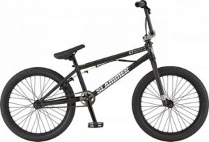 GT Slammer Bike 2020 - Satin Black - Black Splatter - 20""