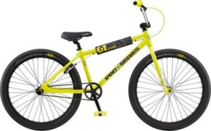 "GT Heritage 26"" Pro Series Bike 2020 - Gloss GT Yellow - Black - 22"""