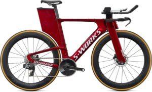 Specialized S-Works Shiv Disc Red eTAP AXS 2020 - Triathlon