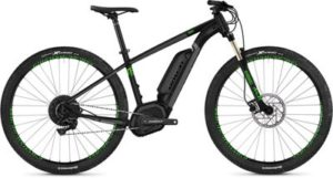 Ghost Teru B4.9 E-Bike 2020 - Jet Black - Urban Grey - XL