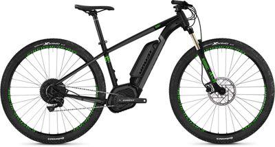 Ghost Teru B4.9 E-Bike 2019 - Jet Black - Urban Grey