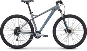 "Fuji Nevada 29 1.5 Hardtail Bike 2020 - Satin Smoke Silver - 43.5cm (17"")"
